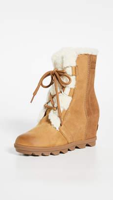 Sorel Joan of Arctic Wedge II Luxe Boots