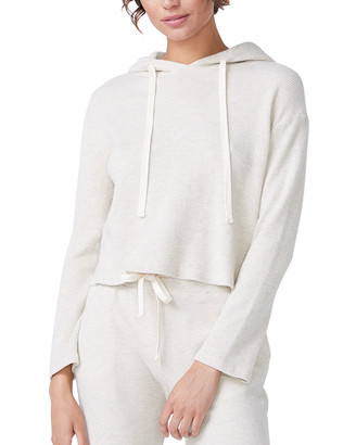 Monrow Brushed Thermal Pullover