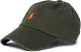 Polo Ralph Lauren Khaki Armadillo Classic Sport Cap