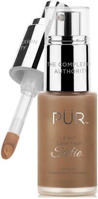 PUR 4-In-1 Love Your Selfie Longwear Foundation & Concealer