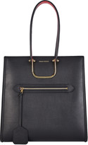 Alexander McQueen The Tall Story Leather Tote