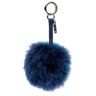 Fendi Pompon Blue Other Bag charms