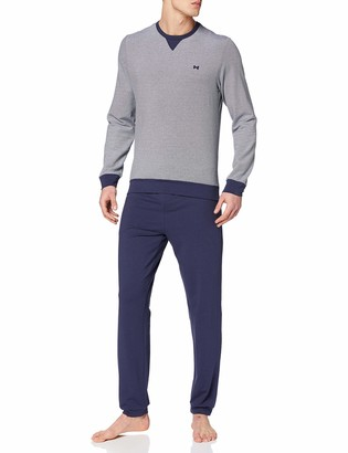 Hom Men's Thomas Long Sleepwear Pajama Set