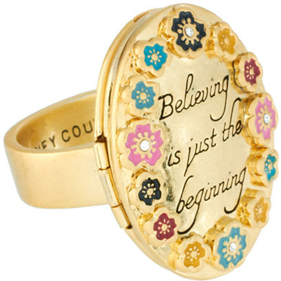 Disney Believing Is Just The Beginning Ring