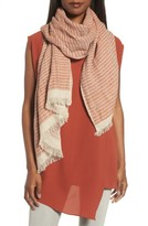 Eileen Fisher Women's Linen & Organic Cotton Wrap