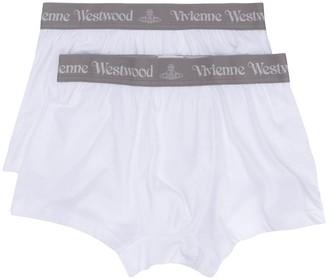 Vivienne Westwood Logo Lined Boxer Briefs