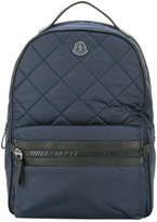 Moncler quilted backpack - kids - Canvas - One Size