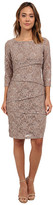rsvp Bea Tiered Lace Dress