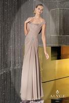 Alyce Paris Mother of the Bride - 29300 Dress in Platinum