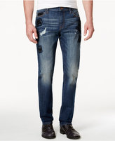 William Rast Men's Straight Fit Hixson Jean
