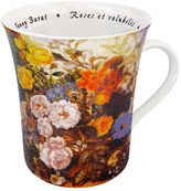 Konitz Burat Les Fleurs Chez Les Peintres Mugs (Set of 4)