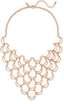 New York & Co. Crescent Bib Necklace