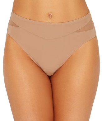 Vanity Fair Breathable Luxe Hi-Cut Brief