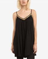 Volcom Juniors' Embellished Low-Back Dress