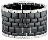 Chanel Diamond Ultra Wide Bracelet