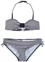 Joe Fresh Striped Bandeau Bikini Set (Big Girls)