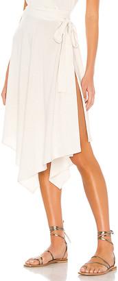 Indah Selena Wrap Skirt