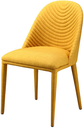 Moe's Home Collection Set Of 2 Libby Dining Chairs