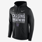 """Nike College Playoff Bound """"Chasing Greatness"""" (Washington) Men's Pullover Hoodie"""