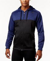 adidas Men's Team Issue Colorblock Fleece Hoodie