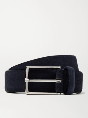 Andersons Anderson's 3.5cm Suede Belt