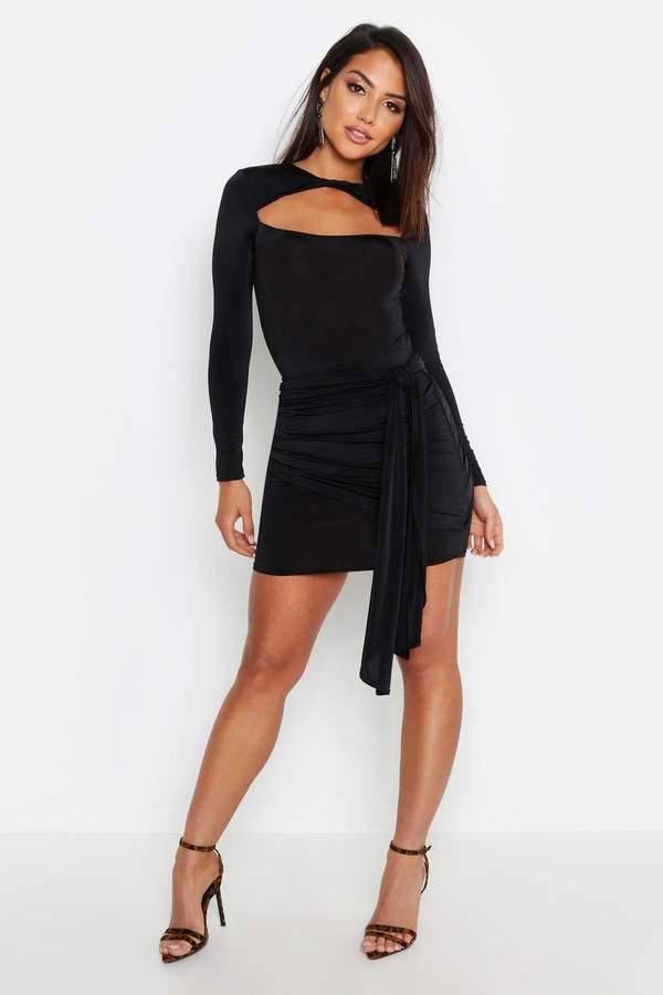 57c6a5c1c Slinky Mini Skirt - ShopStyle