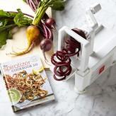 Paderno 4-Blade Spiralizer & Spiralizer 2.0 Cookbook