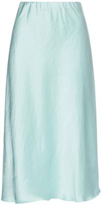 Nanushka Zarina Slip Midi Skirt