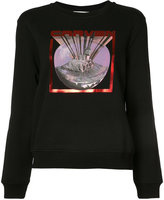 Carven 'Rave Mansion' sweatshirt - women - Cotton - XS
