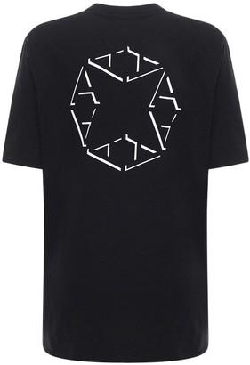 Alyx Logo Cotton Jersey T-shirt