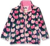 Hatley Girl's Fuzzy Fleece Jacket
