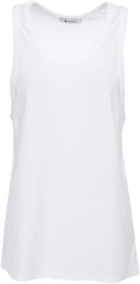 alexanderwang.t Cotton-blend Jersey Tank