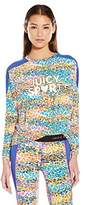Juicy Couture Women's Spt Pullover Sports Jumper,8 (Manufacturer Size:Small)