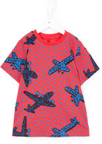 Stella McCartney Arlo T-shirt - kids - Cotton - 2 yrs