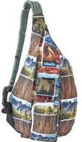 Kavu Rope Sling Bag Outdoors One Size