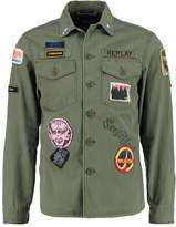 Replay Summer Jacket Olive