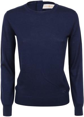 Tory Burch Long-sleeve Iberia Pullover