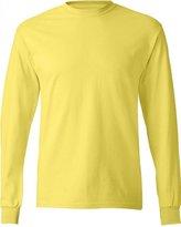 Hanes TAGLESS Long-Sleeve T-Shirt