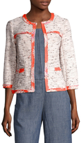 Trina Turk La Brea Tweed Jacket