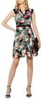 Karen Millen Floral Skater Dress