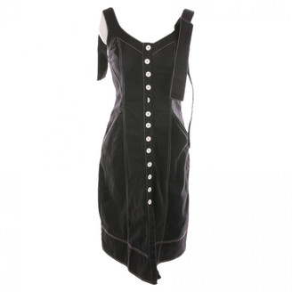 Ulla Johnson Blue Polyester Dresses