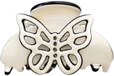 Smallflower Moliabal Milano Ivory Butterfly Clip - Small