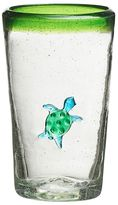 Global Amici Marina Turtle 4-pc. Highball Glass Set