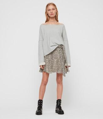 AllSaints Frida Lep Skirt