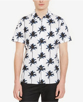 Kenneth Cole Reaction Men's Palm-Print Shirt