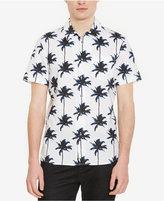 Kenneth Cole Reaction Men's Palm-Print Shirt