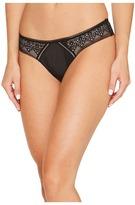 Calvin Klein Underwear CK Black Excite Thong Women's Underwear
