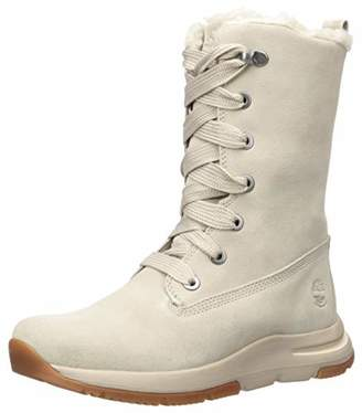 Timberland Women's Mabel Town Waterproof Mid Lace Boot