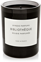 Byredo Bibliothèque Scented Candle, 240g - Colorless