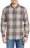 Tommy Bahama Parana Standard Fit Check Sport Shirt